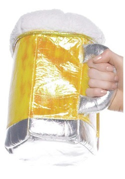 Bolso de tarro cervecero