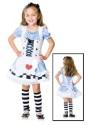 Disfraz de señorita Wonderland