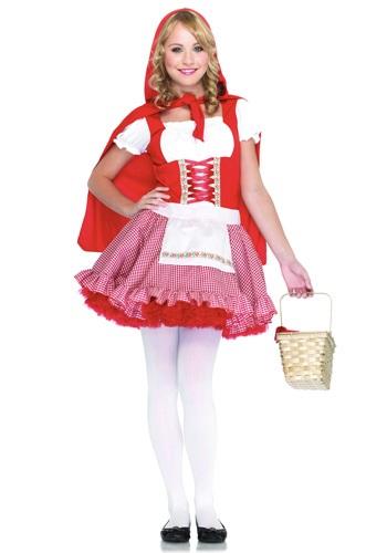 Disfraz de Caperucita Roja para adolescente