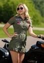 Vestido de vuelo de Top Gun