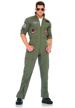 Traje de vuelo Top Gun para hombre