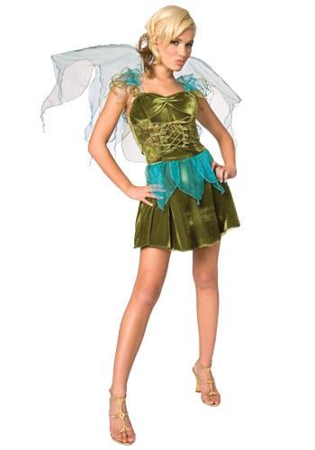 Disfraz de hada verde