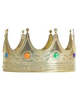 Corona de joyas para adulto