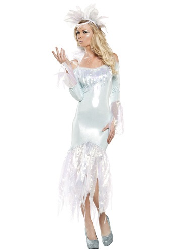 Disfraz de reina de hielo