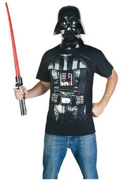 Camiseta de disfraz de Darth Vader