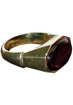 Réplica del anillo robado de Jack Sparrow