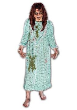 Disfraz de Regan de El Exorcista con peluca