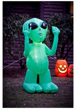 Alien inflable