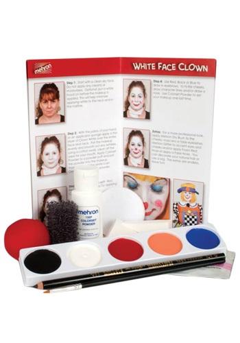 Kit de maquillaje de disfraz de payaso