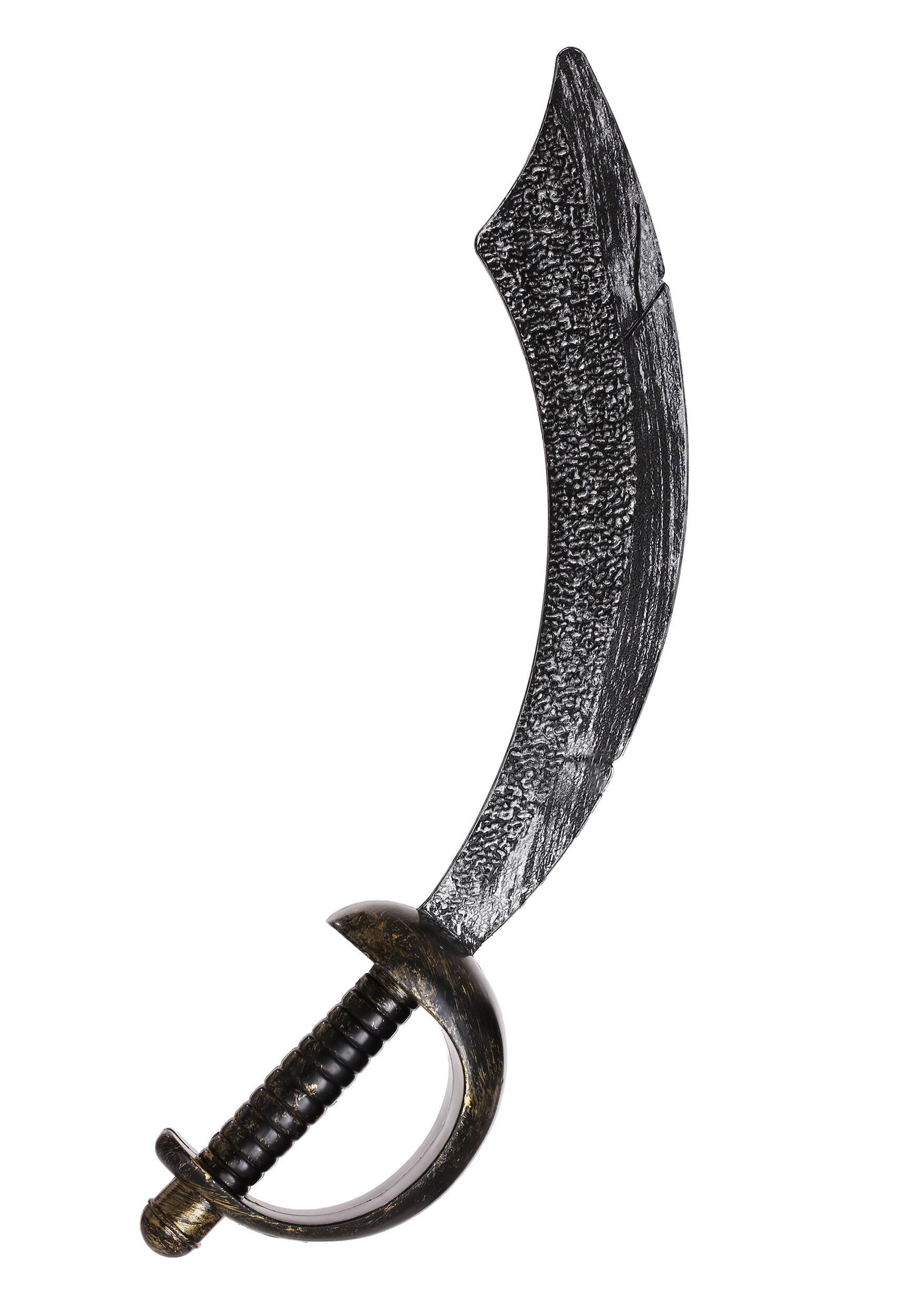 Pirate Cutlass accesorio de disfraz