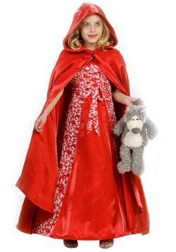 Disfraz de Princesa Caperucita Roja