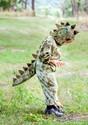 Toddler/Child T-Rex Dinosaur Costume Alt 6