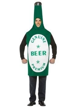 Disfraz de botella de cerveza