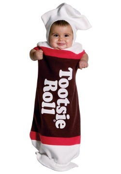 Baby Tootsie Roll Bunting