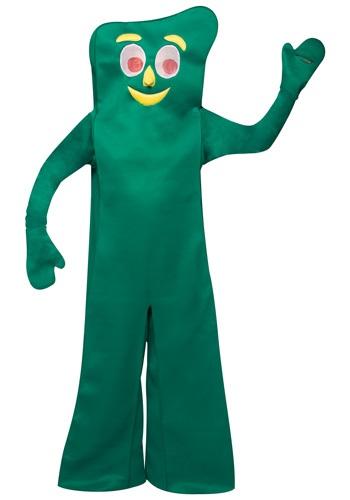 Disfraz de Gumby para adulto