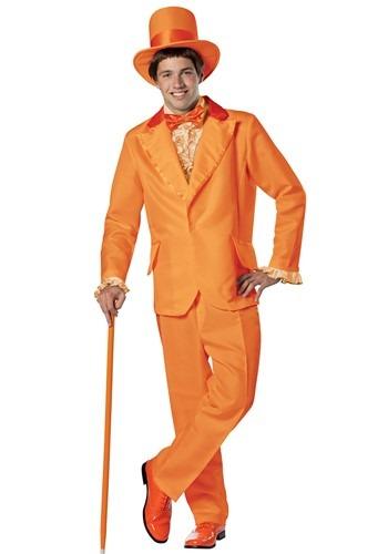 Disfraz naranja de Lloyd de Una pareja de idiotas
