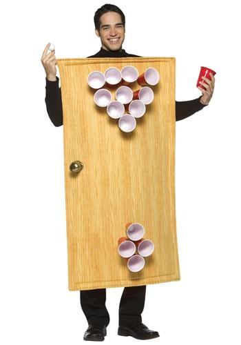 Disfraz de ping pong de cerveza