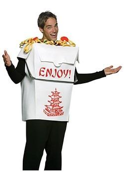 Disfraz comida china para llevar