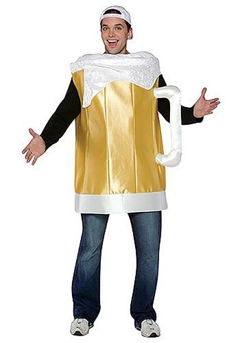Disfraz de tarro de cerveza