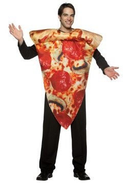 Traje de Pizza Slice