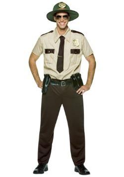 Disfraz de policía estatal