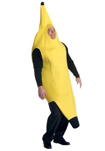 Disfraz de plátano talla extra