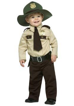 Disfraz infantil de policía estatal