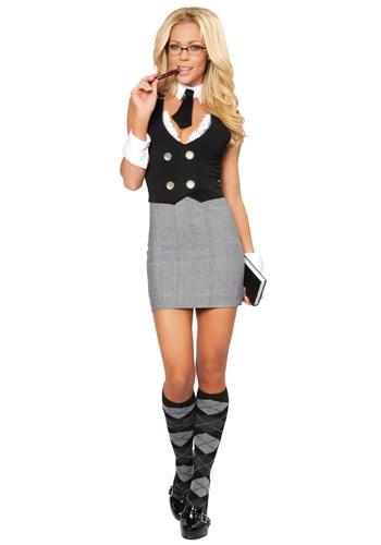 Disfraz de maestro de escuela sexy