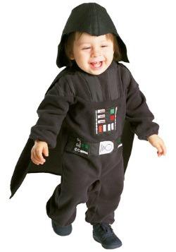 Disfraz de Darth Vader para niños pequeños