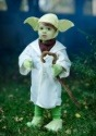 Disfraz de Yoda para niños pequeños