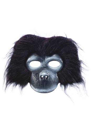 Máscara de gorila de felpa