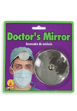 Espejo de doctor