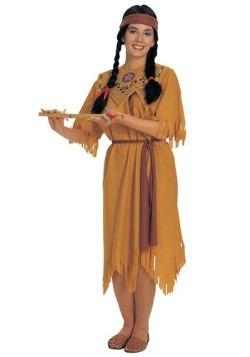 Disfraz de Pocahontas para adulto