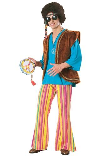 Disfraz de Woodstock para hombre