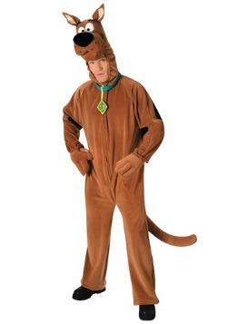 Disfraz de adulto Scooby Doo Deluxe