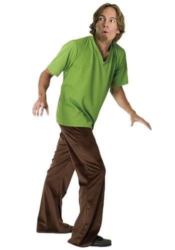 Disfraz de Shaggy para adulto