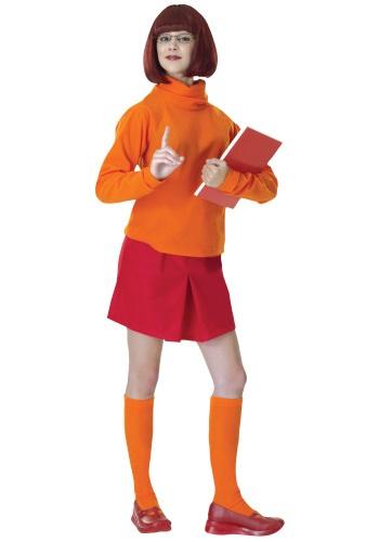 Disfraz de Velma para adulto