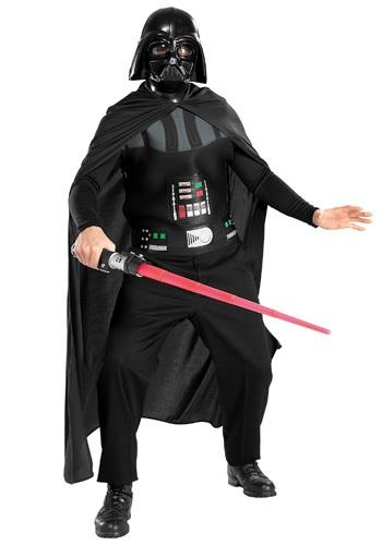 Disfraz económico de Darth Vader para adulto