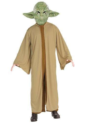 Disfraz de Yoda adulto