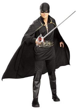 Disfraz de Zorro para hombre para adulto