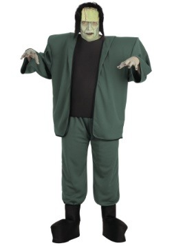 Disfraz de Frankenstein talla extra