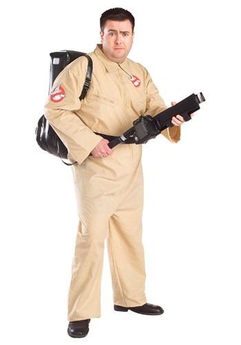 Disfraz de Ghostbusters talla extra