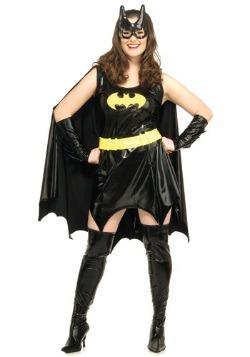 Disfraz de Batgirl para adulto talla extra