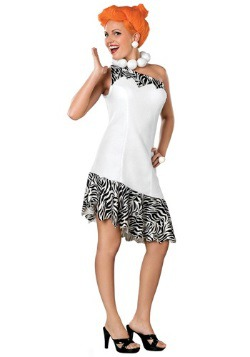 Disfraz de Wilma Flintstone Plus Size