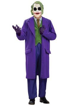 Disfraz de Joker Deluxe talla extra