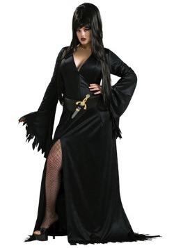 Disfraz de Elvira talla extra