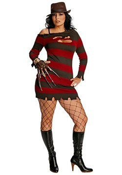 Disfraz de Miss Krueger talla extra