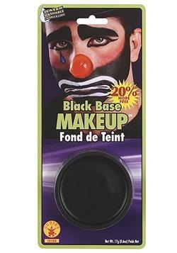 Base de maquillaje negro