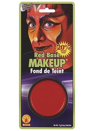 Base de maquillaje rojo