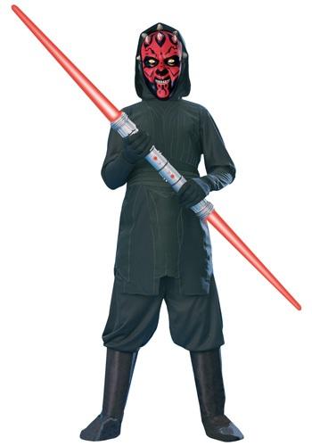 Disfraz de Darth Maul para niños